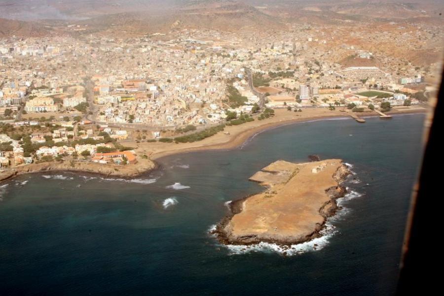 D44TPE Praia, Santiago Island, Cape Verde, Cabo Verde.