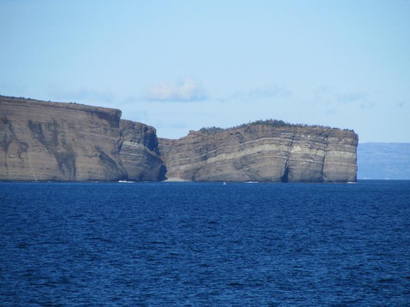 VD100BOOM Bell Island, Newfoundland.