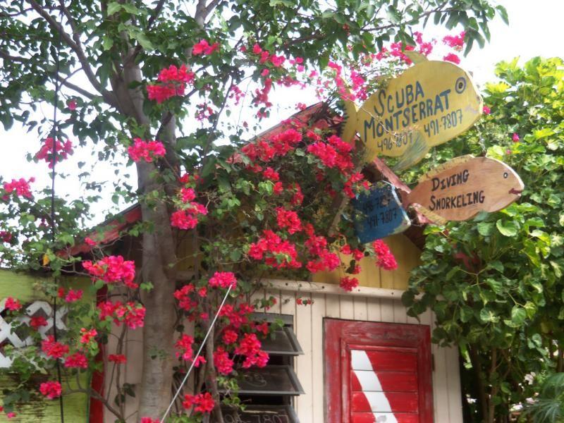 VP2MSS Montserrat Island