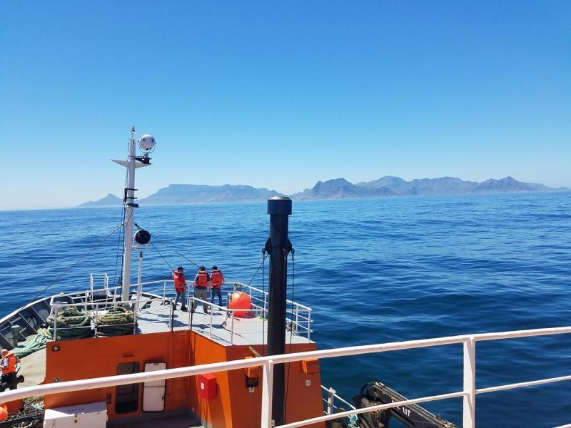 3Y0Z Cape Town Harbour