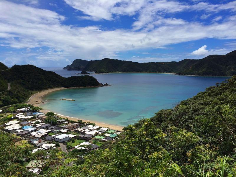 JA4GXS/6 Amami Islands