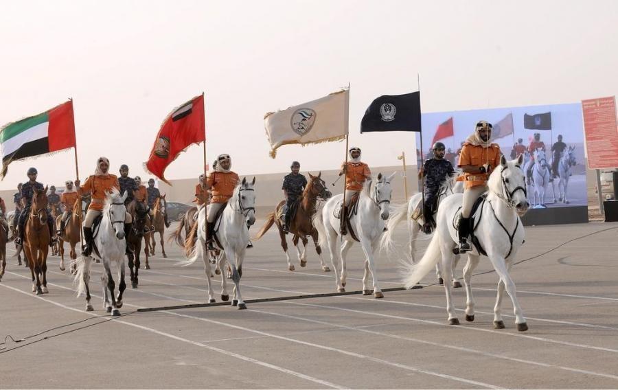 A60SF Shooting Festival, United Arab Emirates.