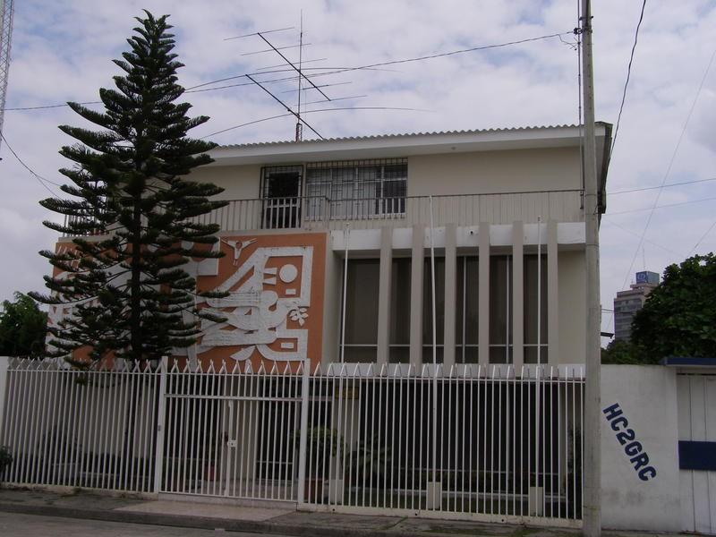 HC2GRC HD2GRC Guayaquil Radio Club, Ecuador.