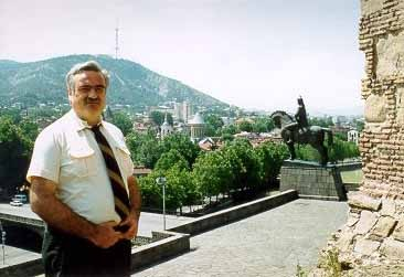 4L1FX Sergo Kiselev, Tbilisi, Georgia
