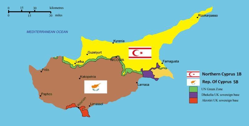 1BTA7AZC Kyrenia Cyprus