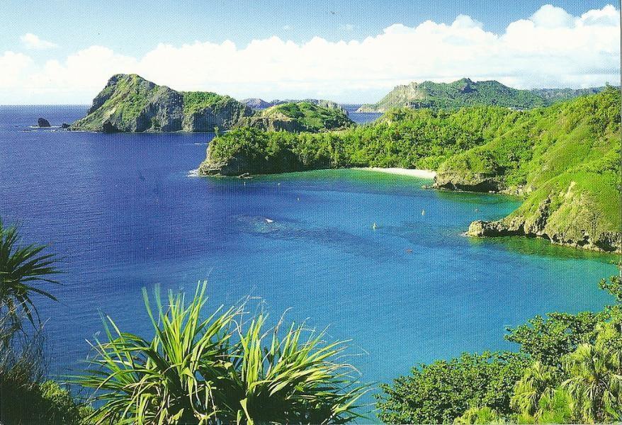 8N1UEC/JD1 Chichi Jima Island, Ogasawara Islands.