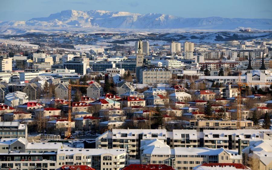 TF3SG Reykjavik, Iceland.