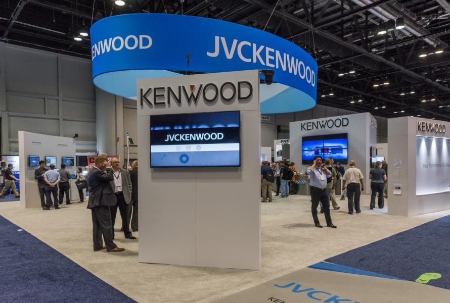 IWCE 2018 International Wireless Exhibition JVC Kenwood