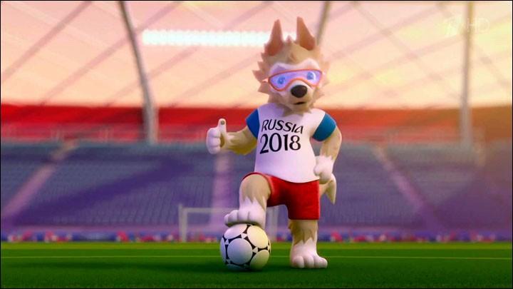 OE18FIFA FIFA World Cup 2018 Austria.