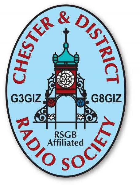 GB7OCR Chester and District Amateur Radio Society, Flintshire, Wales.