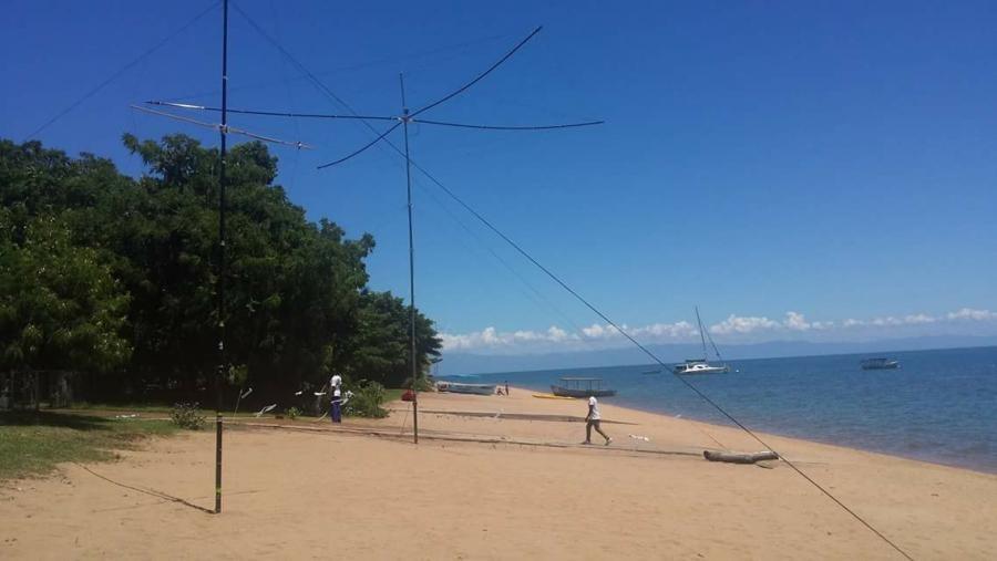 7Q7EI Malawi Antennas