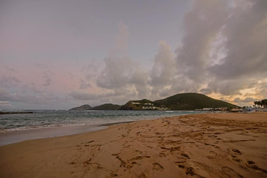 V47CDC Saint Kitts Island, Saint Kitts and Nevis.