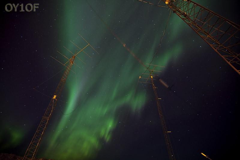 OY1OF Olavur Frederiksen, Torshavn, Stremoy Island, Faroe Islands.