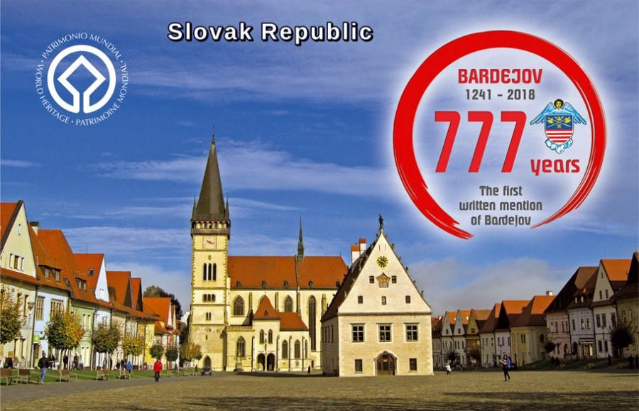 OM777FL Bardejov, Slovak Republic.