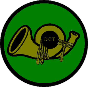 WA5DCT DCT Amateur Radio Club, Texas. Logo.