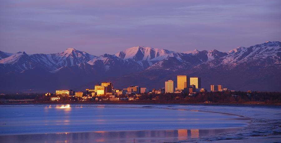 AL7JR Anchorage, Alaska