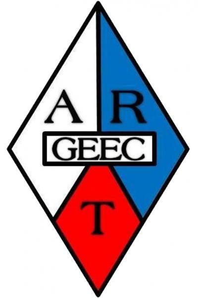 T43A Grupo Expecial de Expediciones y Concurso Artemisa, GEEC, Caimito, Artemisa, Cuba. Logo.