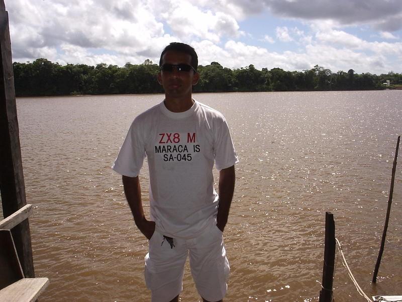 PQ8VA Aldir Junior, Macapa, Amapa, Brazil.
