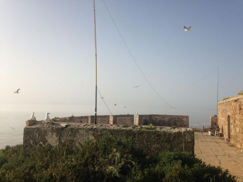 5C5AF Mogador Island Morocco Antenna Image 2