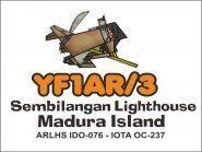 YF1AR/3 Остров Мадура