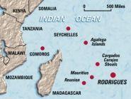 3B9EME Rodrigues Island