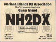 NH2DX Guam Island