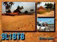 9L1BTB Сьерра Леоне