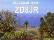 ZD8JR Ascension Island