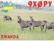 9X0PY Rwanda 2015