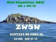 ZW5W Santana de Fora Island