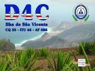 D4C Остров Сан Висенти Кабо Верде Острова Зеленого Мыса
