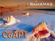 Bahama Islands C6APT QSL