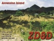 ZD8D Ascension Island 2014