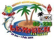 YB8RW/P Lembeh Island