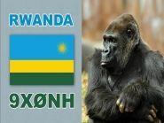 9X0NH Rwanda