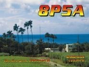 8P5A Barbados
