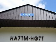 HG7T Contest Station Hungary