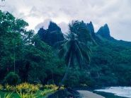 TX7G Nuku Hiva Island