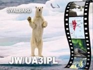 JW/UA3IPL Архипелаг Шпицберген
