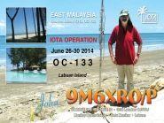 9M6XRO/P Labuan Island