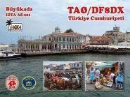 TA0/DF8DX Turkey