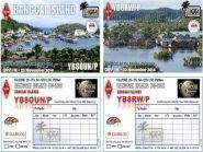 YB8RW/P YB8OUN/P Banggai Island Banggai Archipelago