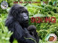 9Q0HQ Демократическая Республика Конго