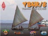 YB4IR/8 Остров Ямдена Архипелаг Танимбар