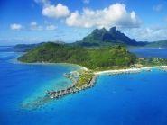FO/KK6BT Bora Bora Island