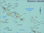 H44NT Острова Расселл Острова Флорида Острова Беллона Соломоновы острова