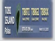 T88TI T88GI T88XX Tobi Island Palau