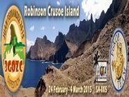 3G0ZC Остров Робинзона Крузо Архипелаг Хуан Фернандес