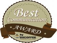 DX Coffee Communication Award 2014 Winner
