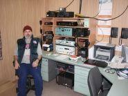 RI1ANM Vostok Station Antarctica